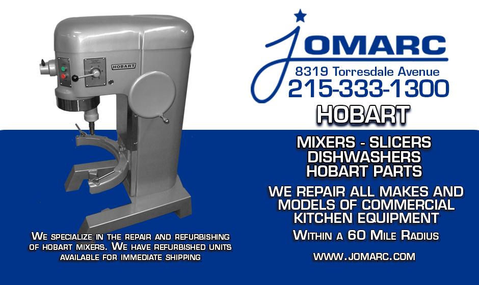 Hobart Mixer Repair By Jomarc Philadelphia On The Mainline Mesmerizing Arch Sewing Machine Company Philadelphia Pa