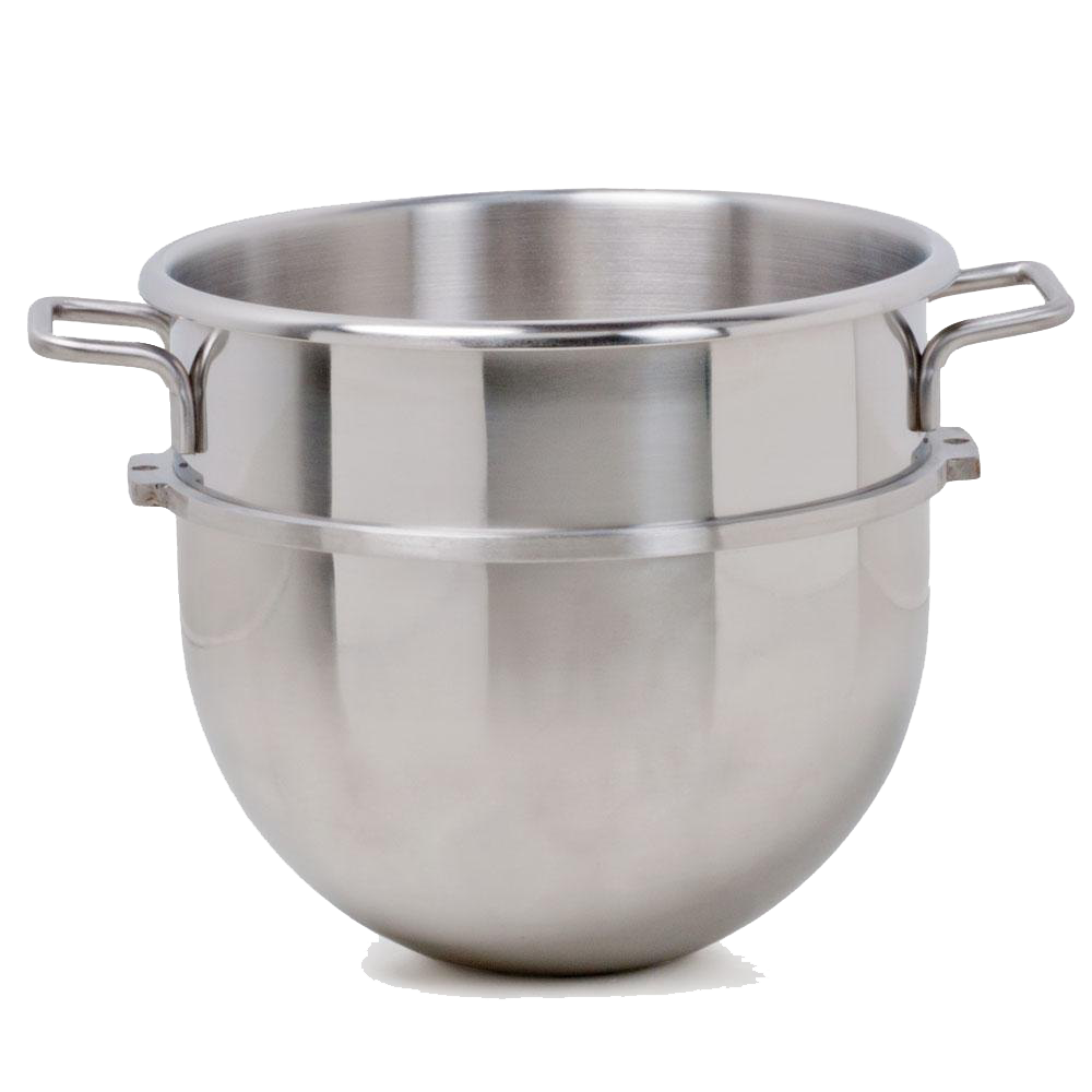 hobart compatible 12 quart stainless steel bowl