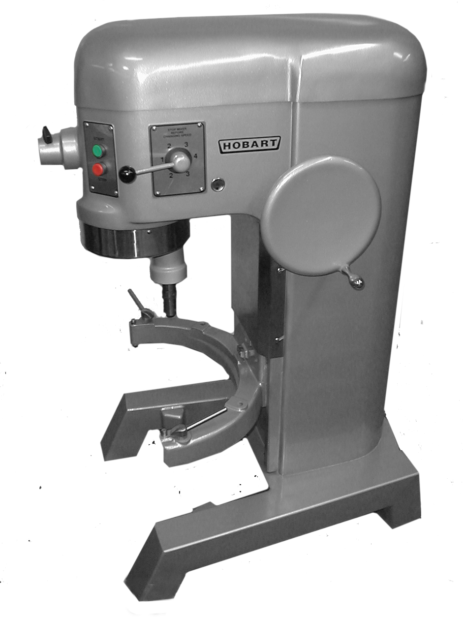 Used Refurbished Hobart L800 80 qt Mixer for sale, Dough Mixer Repair in Montgomery County, Abington 19038 19046 19090, Cheltenham 19038 19095l, Horsham 19040, Elkins Park 19027