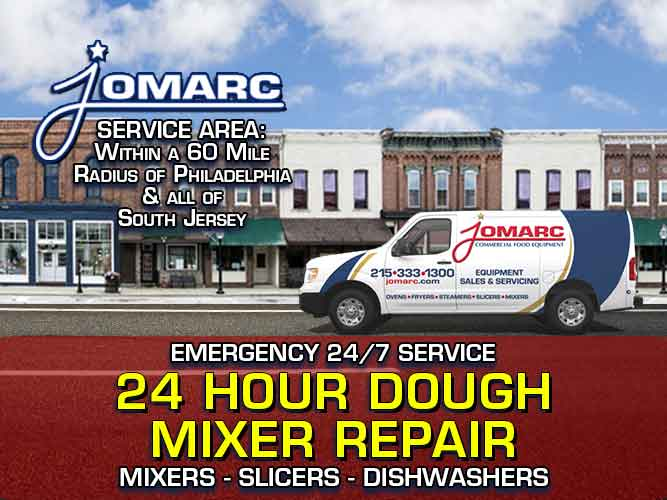 THE MAINTENANCE SPECIAL  Jomarc's maintenance special is for Hobart mixers 60 quarts or more. Click here for more details