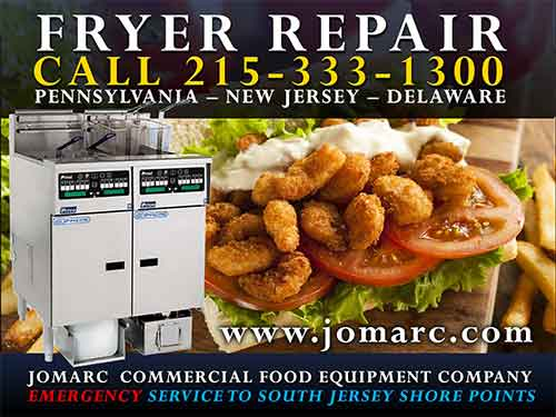Commercial Food Equipment Repair New Jersey Atlantic County Cape May Hobart Dough Mixer Repair Pizza Oven Dishwashers Ovens Fryers Slicers Steamers